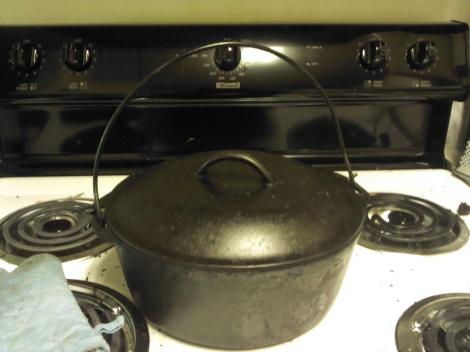 I love Dutch Ovens!