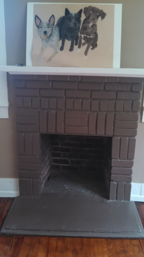 Epic fireplace